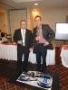 Stephen Heaney (Mountville Mills)  &  Luc Martin (Martin Inc.)