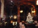 Noël 2011  -  Petit salon de la résidence Mount Stephen