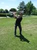 Tournoi de golf